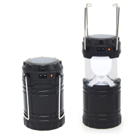 Promotional Gift Multifunction Solar led Rechargable Camping Lantern