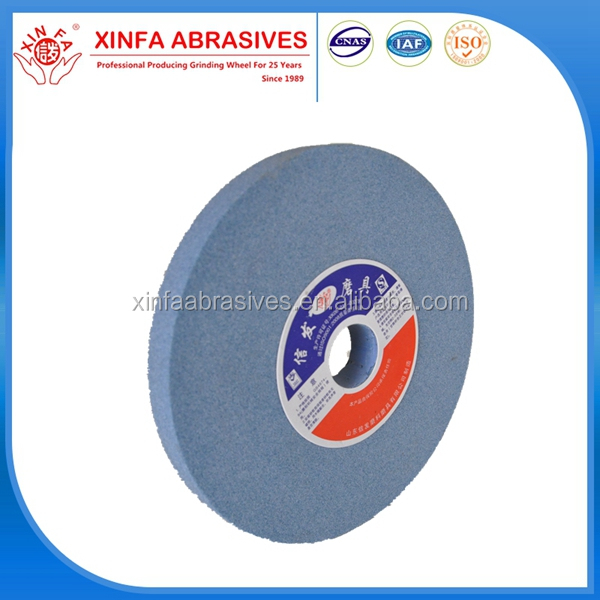 16 inch Aluminium Oxide Grinding Wheel for Surgical Instruments