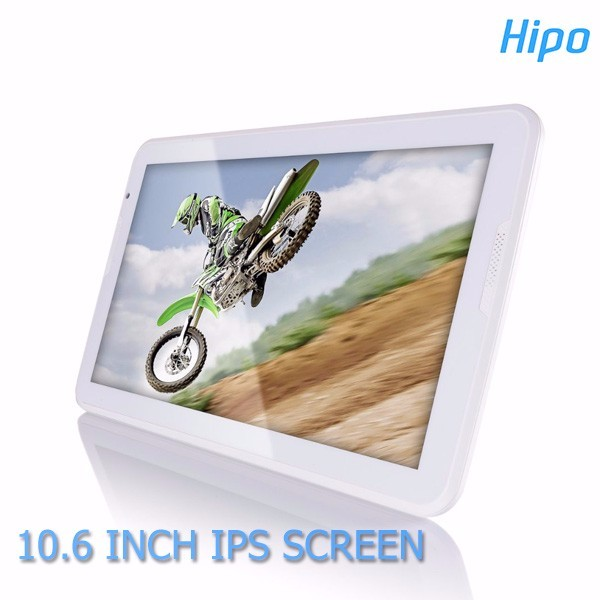 Hipo 10.6 Inch Android Allwinner A83T Octa Core Tablet Pc supplier in china