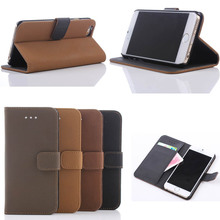 Best Selling Retro PU Leather Case for iPhone 6S, Flip for iPhone 6S Slim Cover, Magnet Stand Card Holder for iphone 6S