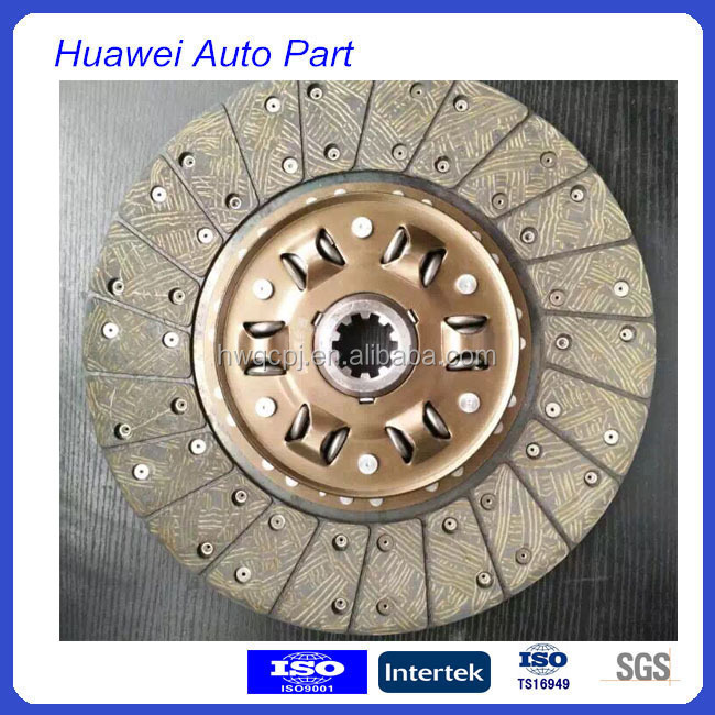 high performance auto parts clutch drive plate 380mm