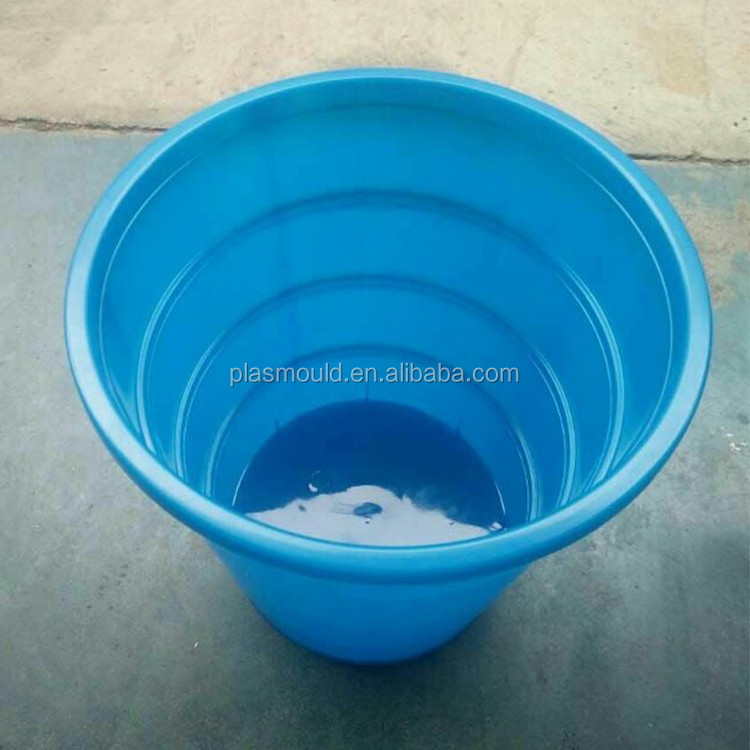 household product injection plastic dustbin moulding/molding for home commodity