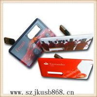 2014 useful credit card size usb flash drives