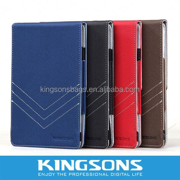 Hot selling leather case for ipad rugged heavy duty 7 inch tablet silicon case