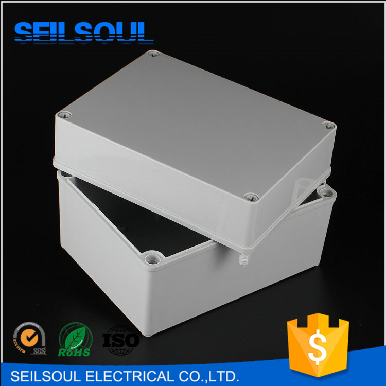 250*150*130 electrical junction box wiring outdoor waterproof junction box