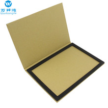 Custom Kraft Paper Glass Screen Protector Film Product Premium Packaging Boxes