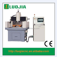 Heavy duty type China 4040 mini 2.2kw cnc copy router machine for aluminum
