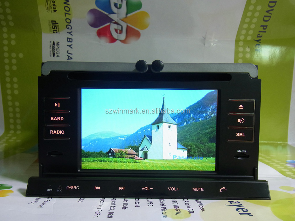 DI7055 car entertainment without GPS function for universal cars with BT/Radio/TV/USB/SD/Games/etc