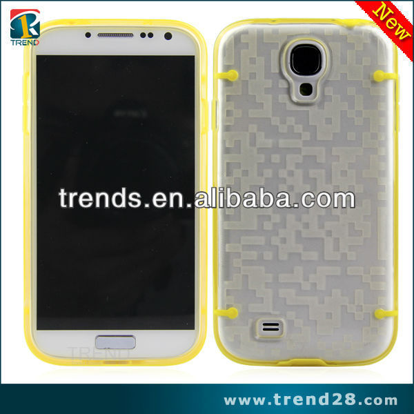 2013 new products tpu case for samsung galaxy s4