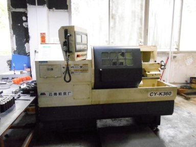 CNC Lathing (Molds Making)
