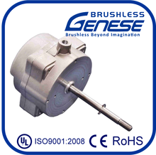 Sensorless Energy Efficient BLDC Motor