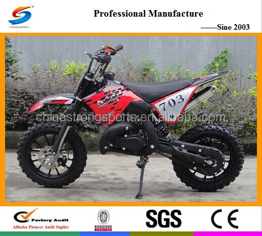 Hot sell used motorbikes in japan and 49cc Mini Dirt Bike DB003