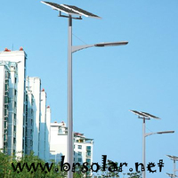 2014 New products solar powered gate lights CE IEC TUV ROHS APPROVED