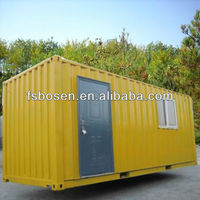 Portable small prefab cabin for small shop, sentry box, kiosk, booth