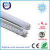 DLC cUL TUV Mark High Lumen 110lm/w 4ft 1200mm t8 18w led office tube lights