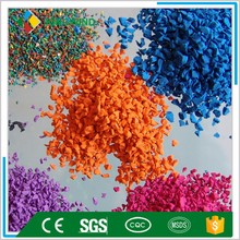 low price Virgin / Recycled /Colorful/ EPDM rubber granule / EPDM raw material