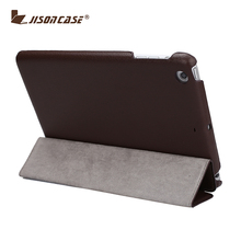 Jisoncase For iPad mini 2 stand case with smart function leather case
