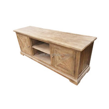 French Provincial Style TV unit or Entertainment Cabinet TV Stand Low Cabinet