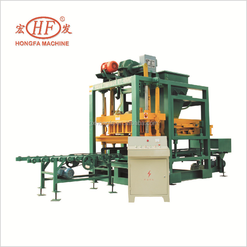 HFB546M bricks machinery,bricks making machine,building and construction equipment