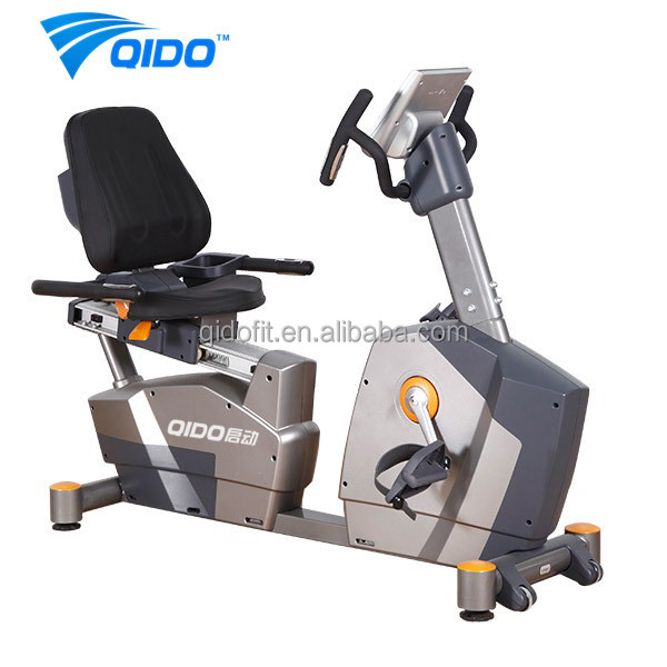 Recumbent Exercise Bike Fitness Stationary Bicycle Indoor Cycling