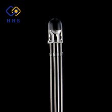High quality lamp square round rgb 5mm Led Diode Dip