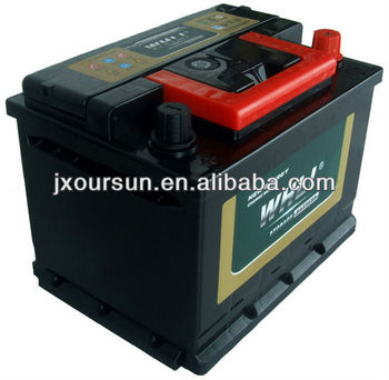Hot Export High Quality Sealed Maintenance Free Car Batteries 55519MF 12V 65AH WHLI