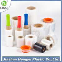 PE Hand and Machine Stretch Film For Pallet Wrapping