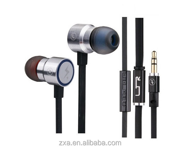 Best colorful fashion earphones with colorful customer logo headphones mono bullet earpieces.