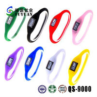 2013 Shenzhen factory silicone wrist watch