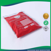 plastic ldpe poly bag for garment clothes packing