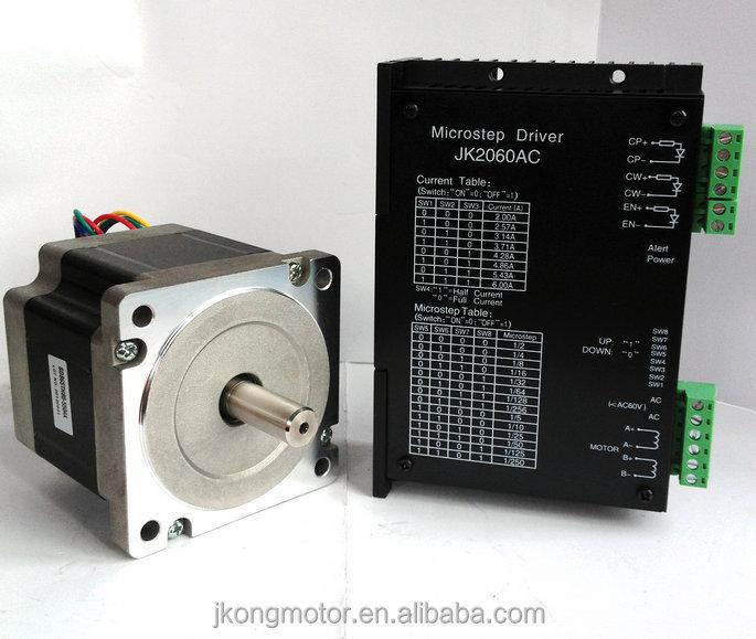 Nema 34 stepper motor with encoder 500ppr 1000ppr accept for Nema 15 stepper motor