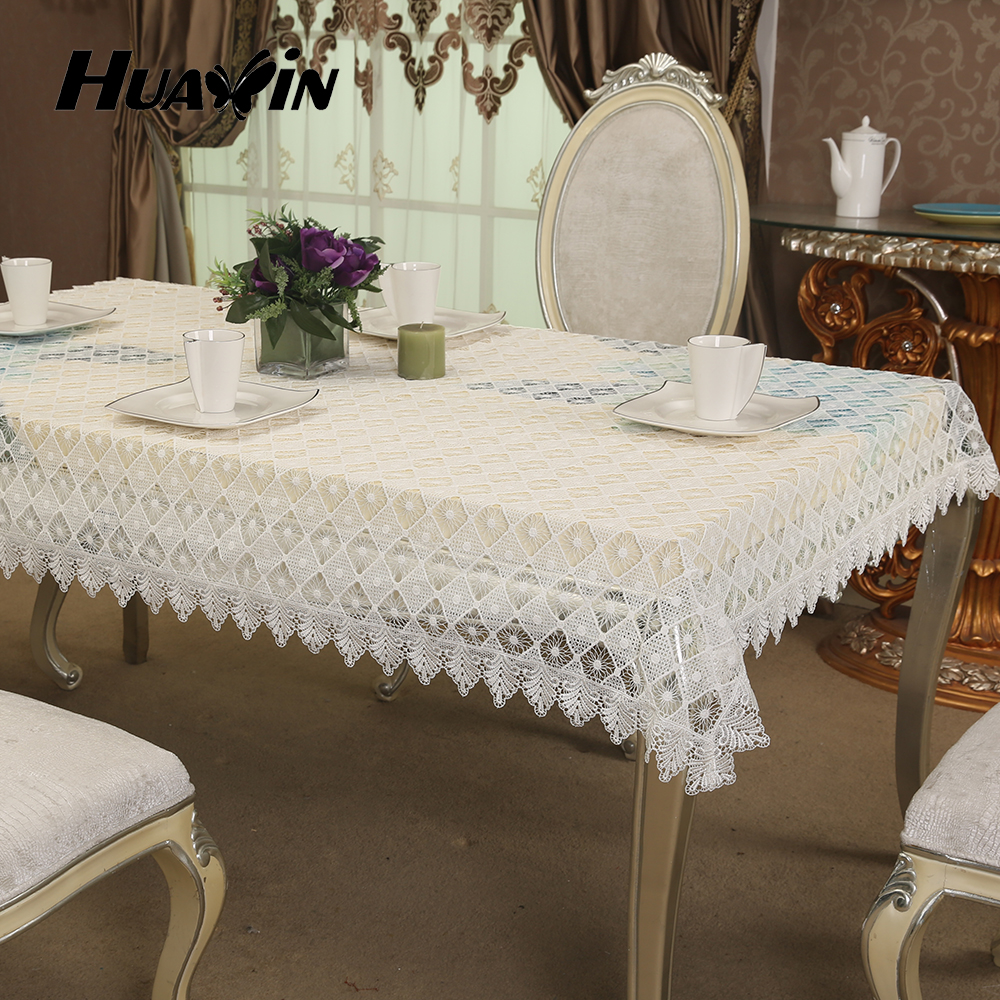 embroidery design patterns lace table cloth