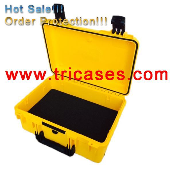 Type M2360 Custom EVA PP plastic tool case hard moulded case portable and durable case for electrician and tools