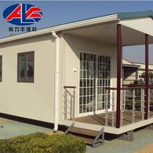 Made In China Manufactures Sandwich Panel Shed Steel Structure Prefab Houses
