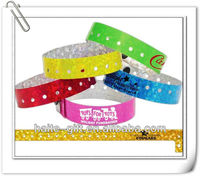 kids plastic wristbands for festival