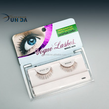 Wholesale Custome Made Blister Plastic False Eyelash Packaging Box for Display