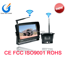 Digital Wireless Reverse System for Truck Rear View Security