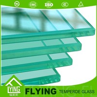 China tinted tempered glass with good price good quality good reputation
