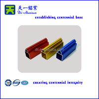 aluminum extrusion profiles for windows and doors made in China