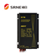 CE ROHS Approved MPPT solar street light charge controller for lifepo4 battery 15A