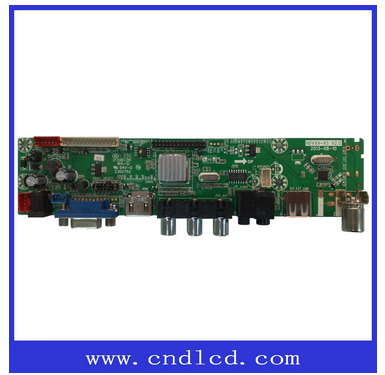 FHD & HD TV main board for led panel 1920*1080 V29 with Lvds compatible