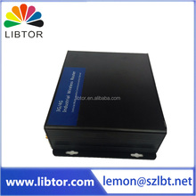 4G LTE industrial grade Bus wifi router with external antennal for ad pushing application