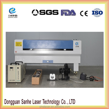 High precision co2 laser engraving machine with intelligent lift platform