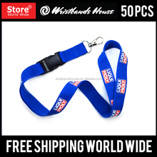 Custom lanyards no minimum order| Printed Polyester Lanyards | Cheap wonderful Polyester Lanyards