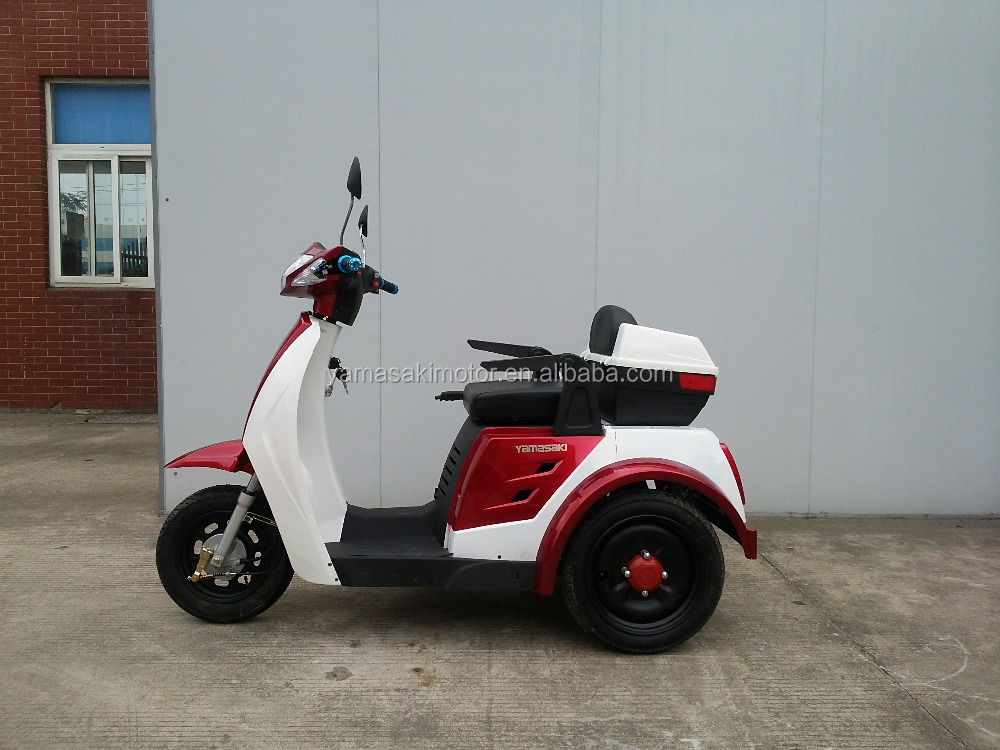 2016 hot sell Yamasaki electric mobility tricycle for adults