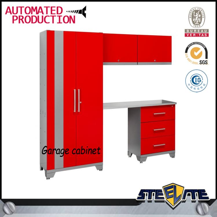 Garage armadio di stoccaggio mobili metallo garage per il - Mobili per garage ...