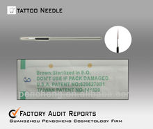 high quality permanent make up tattoo needle