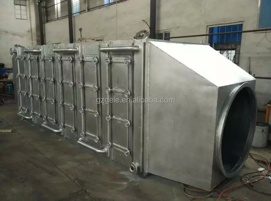 Steam Heating Coil & Air Cooled Heat Exchanger Oil Radiator for Heat Recovery Equipment