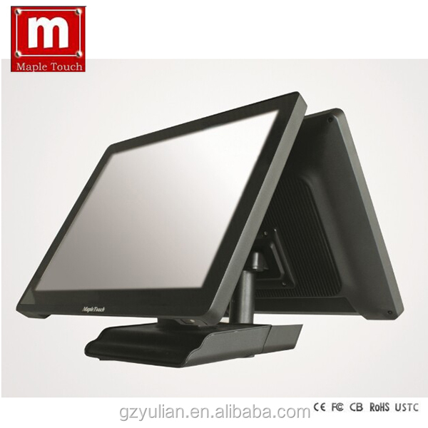 MapleTouch Model:POS156U muti-touch touch screen POS systems/Android system pos