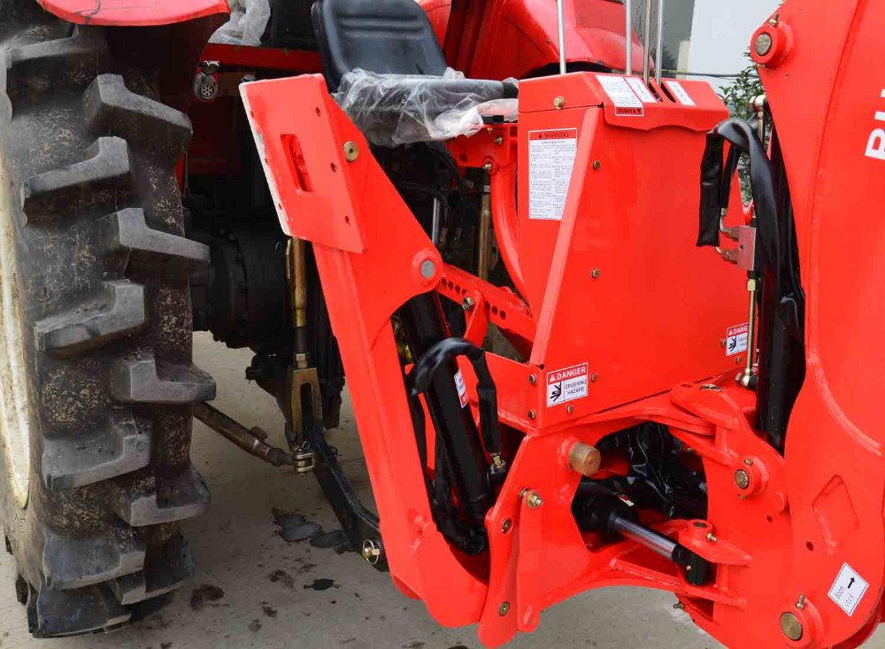 3 Point Hitch Backhoe Attachments : China fhm ce point hitch backhoe buy